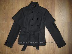Стильное и оригинальное шерстяное пальто Guess Сша
