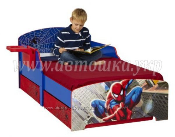 счет того детская кровать человек паук вариант бесшовное белье