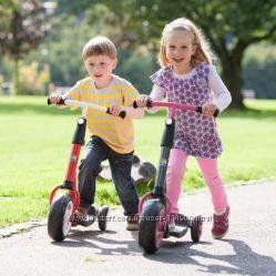 Нові моделі самокатів 2015 року випуску фірми Kettler для дітей