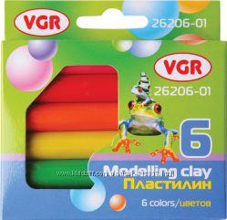 Пластилин VGR Италия