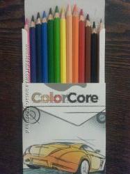 Карандаши цветные Marco ColorCore