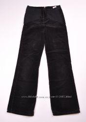 Вельветовые штаны для беременных, ОБ 96-100 см