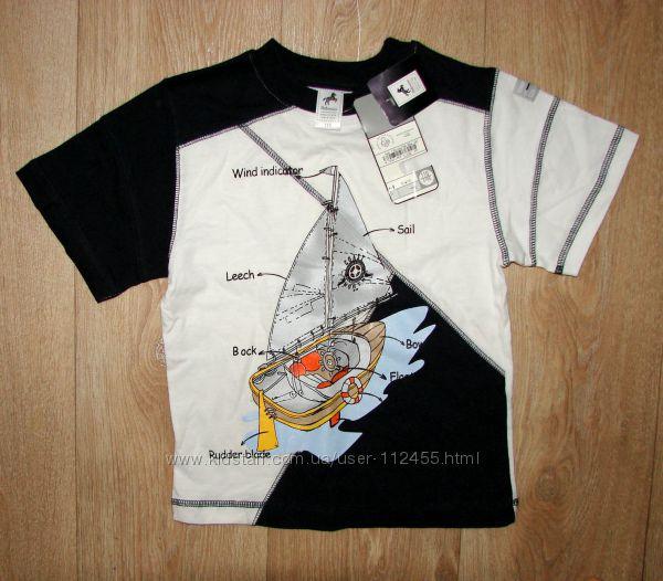 футболка Palomino 110 р. , на 5-6 лет, плотная, наш пролет