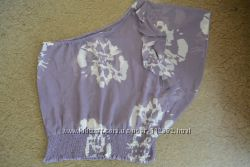Продам новую блузку-батик на один рукав большого размера