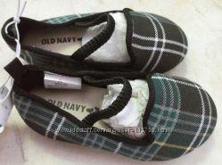 Туфли OLD NAVY 5 размер на резинке