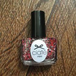 Культовый лак для ногтей Ciate mini с блестками