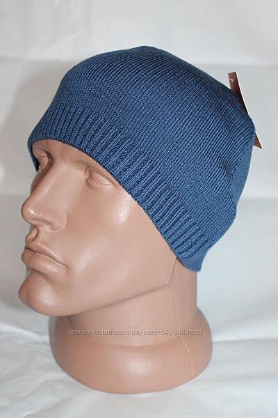Демисезонная шапка 54-56 р