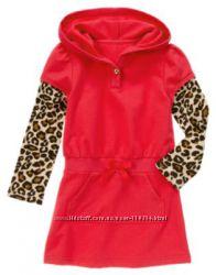 Тёплое с начёсиком платье Джимбори, блуза