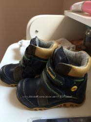 Тёплые ботиночки Котофей