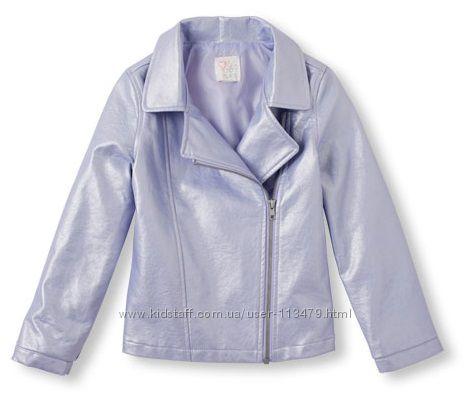 куртка - косуха The childrens place на девочку на 4 года,   на 5-6 лет,