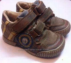Кожаные ботинки rondinellashoes 23р.