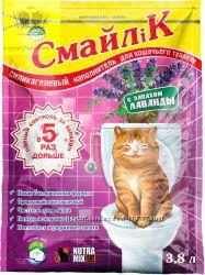 Наполнители для кошачьих туалетов, подстилки для грызунов и птиц