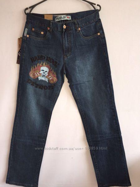 Фірмові чоловічі підліткові джинси, Турція.