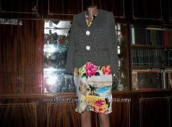 Оригінальний стильний піджак, 4850р, ручна робота.