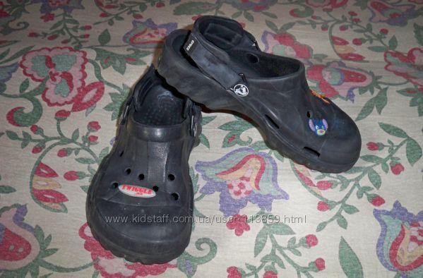Фірмові крокси Crocs оригінал М4W6, 22 см.