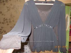 Реглан-блуза для беременной