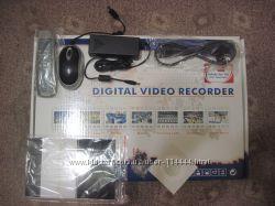 Видеорегистратор для магазин или частного дома 8-ми канальный