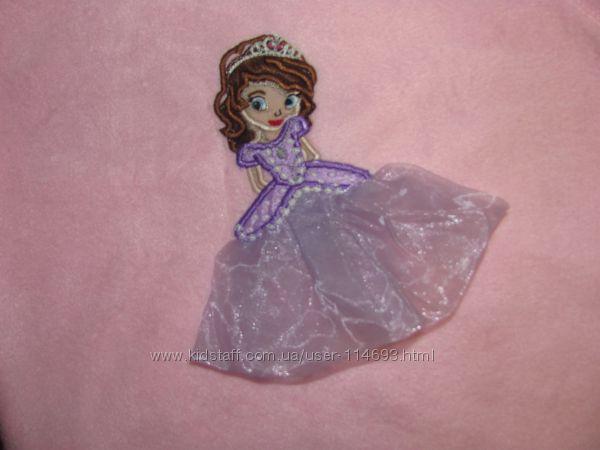 Одежда для девочек с принцессами в 3Д юбках