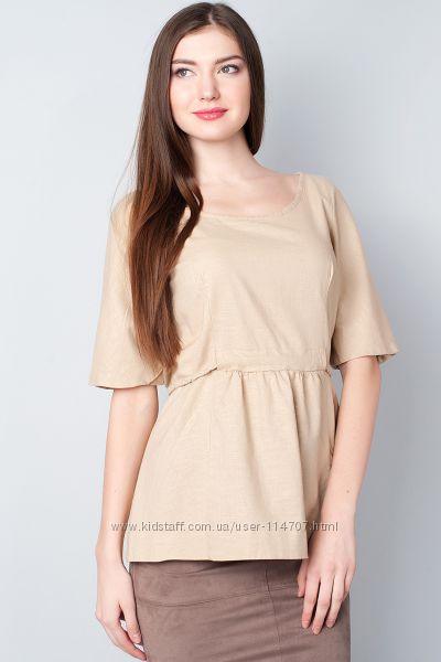блузы Mystic из льна