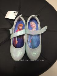 в наличии балетки с Анной и Эльзой НМ