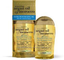 Масло для волос Renewing Moroccan Argan Penetrating Oil
