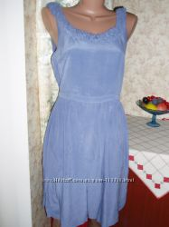 Шелковое платье Topshop р. 44-46