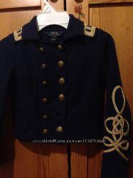 Пиджак Ralph Lauren школьный утепленный