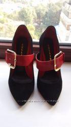 Элитная, вечерняя обувь на стопу 21 - 21, 5 см