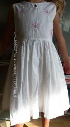 Платье COOLCLUB белого цвета р116