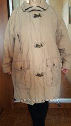 Удлиненная куртка C&A 52-54 размера