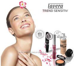 Органическая косметика Lavera
