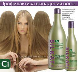 Способствует росту волос BES Silcat Bulboton
