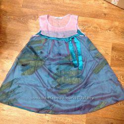 Лёгкое и невесомое платье Blumarine