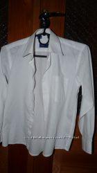 Рубашки для мальчика школьные и теплая с капюшоном