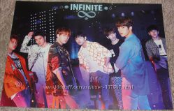 K-pop плакат Infinite