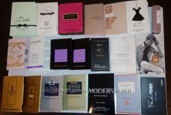 Продам разные пробники парфюмерии - и обмен