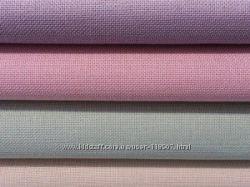 Ткани для вышивки Zweigart в наличии  и под заказ