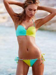 Жовто-блакитний купальник от Victorias Secret