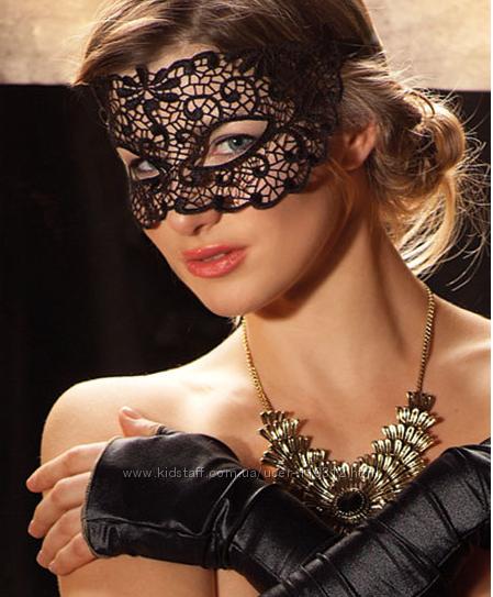 Kружевные маски SALE
