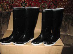 Резиновые сапоги Demar женские р. 36-41 HAWAI SOWA и LADY наличие