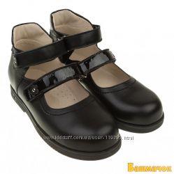 Ортопедические школьные туфли 31-36