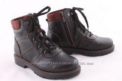 Зима-осень ботинки для мальчиков Берегиня