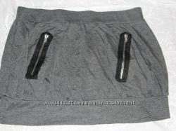 Легкая юбочка бочонок