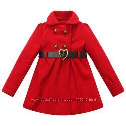 Пальто Richie House для девочки р. 4