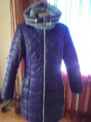 Куртка женская цвет фиолет