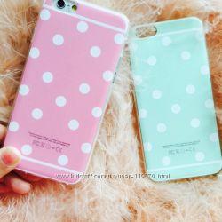 Гламурный чехол на Iphone 5, 5 s 6, 6s