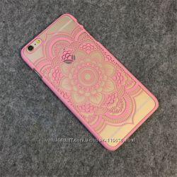 Чехол бампер на iphone 5, 5s, 6, 6s