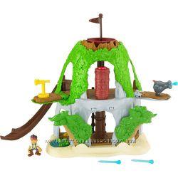 Игровой набор Джек и волшебное укрытие от Fisher price