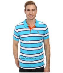 Мужская футболка -поло U. S. Polo
