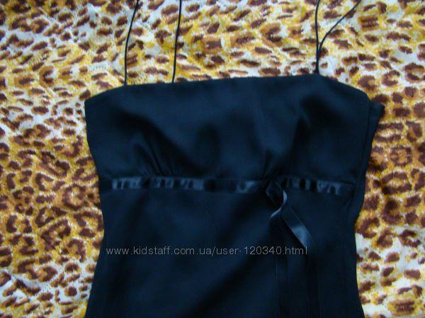 нарядное шифоновое платье H&M